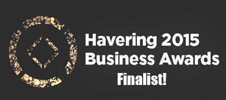 Havering Business Awards 2015 - Finalists!