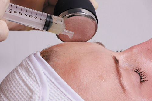 Aesthetic 'No-Needle' Mesotherapy